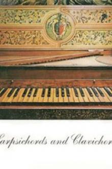 Harpsichords and Clavichords by Cynthia A. Hoover