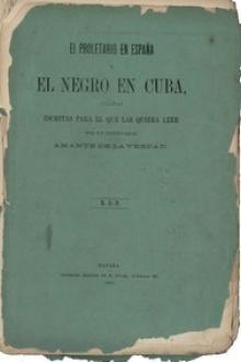 El proletario en España y el Negro en Cuba