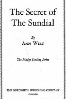 The Secret of the Sundial by Mildred Augustine Wirt