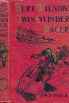 Bert Wilson's Twin Cylinder Racer