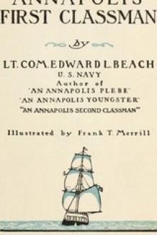 An Annapolis First Classman