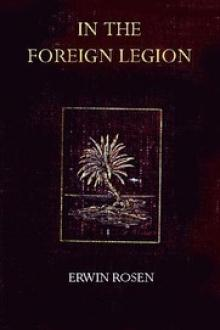 In the Foreign Legion by Erwin Rosen