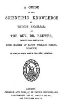 A Guide to the Scientific Knowledge of Things Familiar