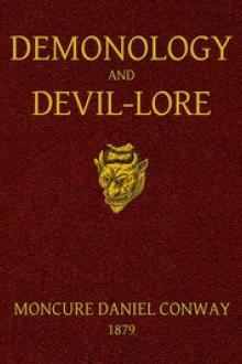 Demonology and Devil-lore by Moncure Daniel Conway