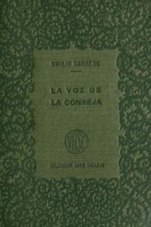 La voz de la conseja, t.1