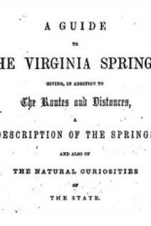 A Guide to the Virginia Springs
