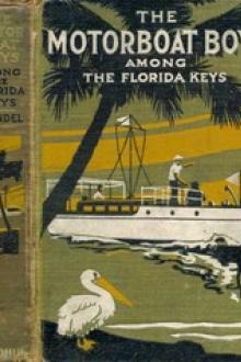 Motor Boat Boys Among the Florida Keys by Louis Arundel