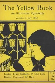 The Yellow Book, An Illustrated Quarterly, Vol
