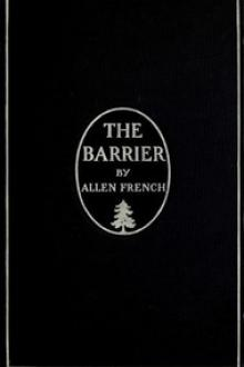 The Barrier by Allen French