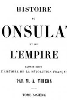 Histoire du Consulat et de l'Empire, (Vol. 06 / 20)