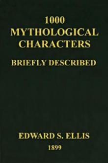 1000 Mythological Characters Briefly Described by Lieutenant R. H. Jayne