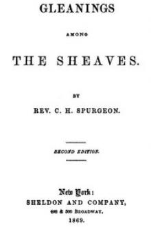 Gleanings among the Sheaves by Charles Haddon Spurgeon