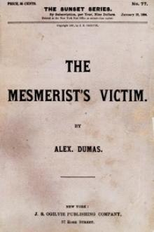 The Mesmerist's Victim by Alexandre Dumas