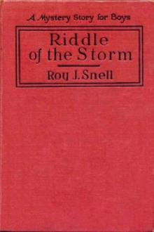 Riddle of the Storm by Roy J. Snell