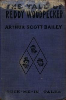 The Tale of Reddy Woodpecker by Arthur Scott Bailey