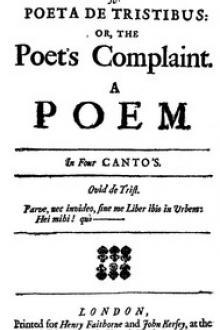 Poeta de Tristibus