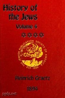 History of the Jews, Vol. 4