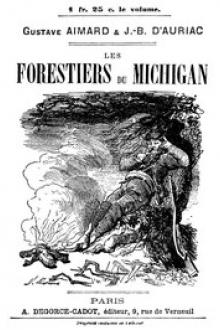 Les Forestiers du Michigan by Gustave Aimard, Jules Berlioz d'Auriac