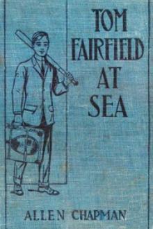 Tom Fairfield at Sea