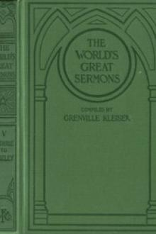The World's Great Sermons, Volume 05