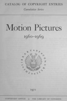 Motion Pictures 1960-1969