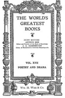 The World's Greatest Books — Volume 17 — Poetry and Drama