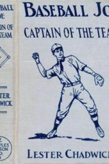 Baseball Joe, Captain of the Team
