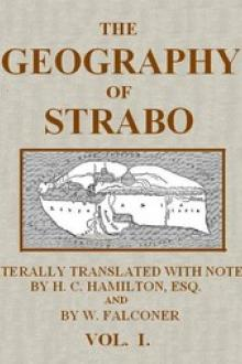 The Geography of Strabo, Volume 1 (of 3)