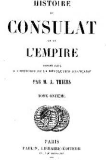 Histoire du Consulat et de l'Empire, (Vol. 11 / 20)