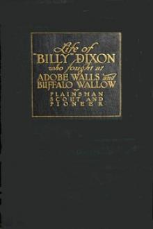 """Life and Adventures of """"Billy"""" Dixon"""