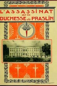 L'Assassinat de la Duchesse de Praslin