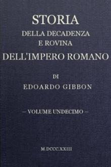 Storia della decadenza e rovina dell'impero romano