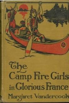 The Camp Fire Girls in Glorious France by Margaret Vandercook