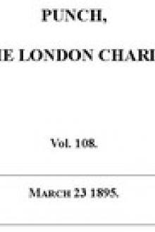 Punch or the London Charivari, Vol