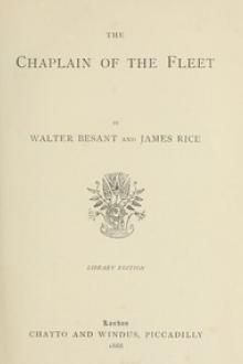 The Chaplain of the Fleet by James Rice, Sir Walter Besant