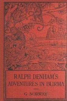 Ralph Denham's Adventures in Burma