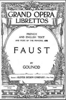 Faust by Jules Barbier, Michel Carré, Charles Gounod