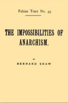 The Impossibilities of Anarchism