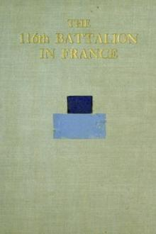 The 116th Battalion in France