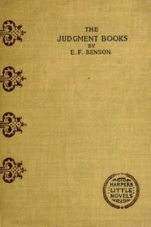 The Judgment Books by E. F. Benson