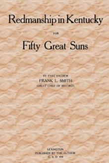 Redmanship in Kentucky for Fifty Great Suns