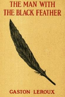 The Man with the Black Feather by Gaston Leroux