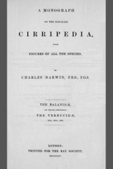 A Monograph on the Sub-class Cirripedia (Volume 2 of 2)