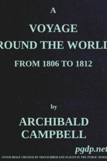 A Voyage Round the World, from 1806 to 1812
