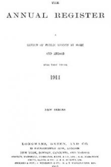The Annual Register 1914 by Anonymous
