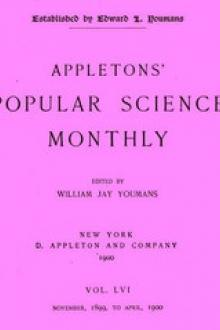 Appletons' Popular Science Monthly, March 1900