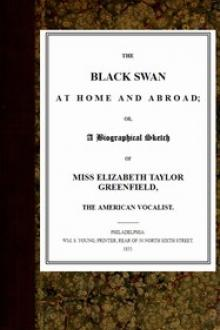 The Black Swan at Home and Abroad by Anonymous