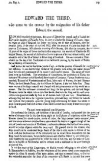 Chronicles of England, Scotland and Ireland (2 of 6): England (11 of 12)
