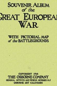 Souvenir Album of the Great European War by Anonymous