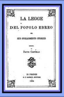 La legge del popolo Ebreo